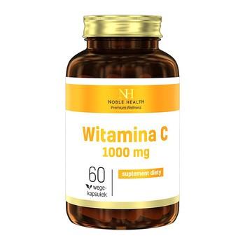 Witamina C, kapsułki, 60 szt. (Noble Health)