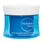Bioderma Hydrabio Creme, krem głęboko nawilżający o bogatej konsystencji, 50 ml