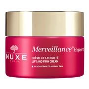 Nuxe Merveillance, krem liftingująco-ujędrniający na widoczne zmarszczki, skóra normalna, 50 ml