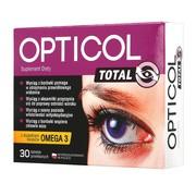 Opticol Total, tabletki powlekane, 30 szt.