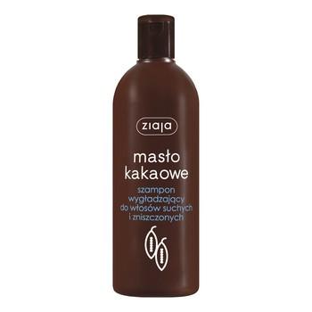 Ziaja Masło Kakaowe, szampon wygładzający, 400 ml