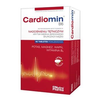 Cardiomin B6, tabletki, 60 szt.