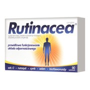 Rutinacea Complete, tabletki, 90 szt.
