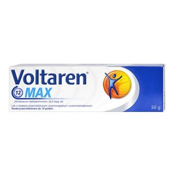 Voltaren Max, 23,2 mg/g, żel, 50 g