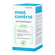 Med.control, antyperspirant, roll-on, 50 ml
