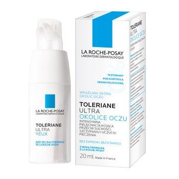 La Roche-Posay Toleriane Ultra, krem na okolice oczu, 20 ml
