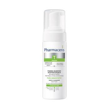 Pharmaceris T Puri-Sebostatic, pianka głęboko oczyszczająca, 150 ml