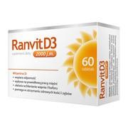 Ranvit D3, tabletki, 60 szt.