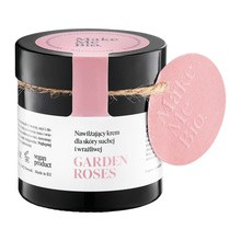 Make Me Bio, nawilżający krem dla skóry suchej i wrażliwej, Garden Roses, 60 ml
