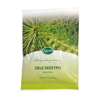 Ziele skrzypu, zioła do zaparzania, 50 g (Kawon)