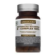 Singularis Naturalna Witamina B-Complex 100%, kapsułki, 30 szt.
