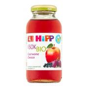 HiPP BIO, sok czerwone owoce, po 4. miesiącu, 200 ml