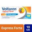 Voltaren Express Forte, 25 mg, kapsułki miękkie, 10 szt.