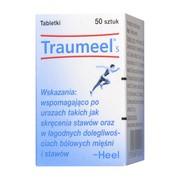 Heel-Traumeel S, tabletki, 50 szt.