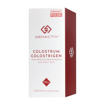Colostrum Colostrigen zawiesina, płyn, 150 ml