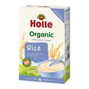 Holle Bio, kaszka ryżowa pełnoziarnista, 4 m+, 250 g