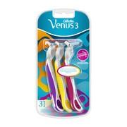 Gillette Simply Venus 3, maszynka jednorazowa do golenia, 3 szt.