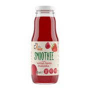 Plan by DOZ Smoothie o smaku malina, burak truskawka, 300 ml