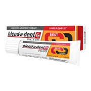 Blend-a-dent Plus Dual Power, klej do protez, 40 g