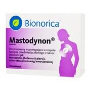 Mastodynon, tabletki, 120 szt.