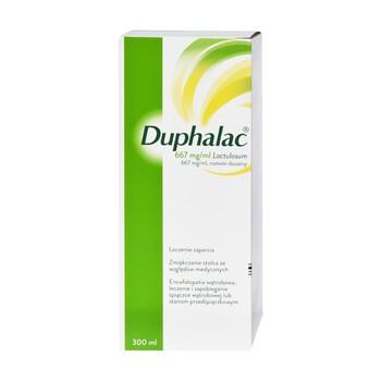 Duphalac, 667 mg/ml, roztwór doustny, 300 ml