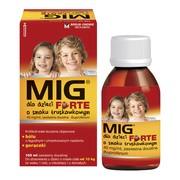 MIG dla dzieci Forte, (40 mg/ml), zawiesina doustna, 100 ml