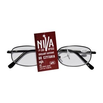 Okulary do czytania, +2 Dptr (Niwa)