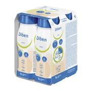 Diben Drink, płyn o smaku pralinowym, 4 x 200 ml