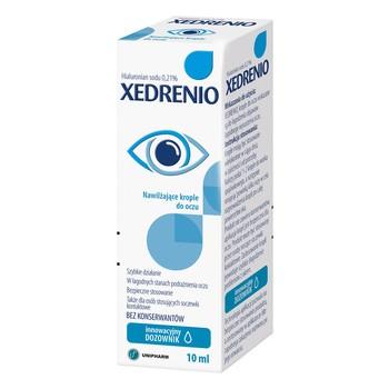 Xedrenio, krople do oczu, 10 ml