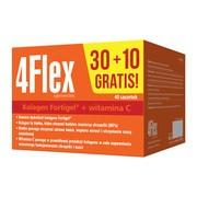 4 Flex, proszek, 30 saszetek + 10 saszetek GRATIS