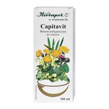 Capitavit, balsam pielęgnacyjny do włosów, 100 ml