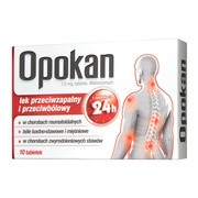 Opokan, 7,5 mg, tabletki, 10 szt.