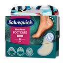 Salvequick, plastry na pęcherze, otarcia, medium, 6 szt
