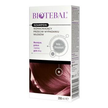 Biotebal, szampon przeciw wypadaniu włosów, 200 ml