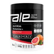 ALE Active Life Energy BCAA Glutamine+ Grapefruit, proszek, 500 g
