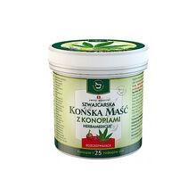 Herbamedicus, końska maść rozgrzewająca z konopiami, 250 ml