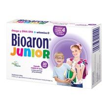 Bioaron Junior, kapsułki miękkie do żucia, 30 szt.