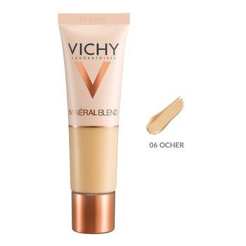 Vichy Mineralblend, podkład nawilżający, 06 Ocher, 30 ml