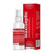 Maxiseptic, 1 mg/ml + 20 mg/ml, aerozol na skórę, 250 ml