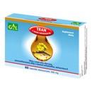 Tran z olejem wiesiołkowym, 500 mg, kapsułki, 60 szt.