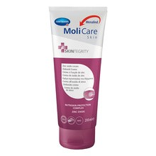 Molicare Skin Zinc Oxide, krem ochronny z tlenkiem cynku, 200 ml