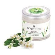 Orientana, naturalne masło shea i olejki do ciała, jaśmin i zielona herbata, 100 g