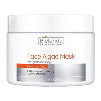 Bielenda Professional, maska algowa z glinką ghassoul, 190 g