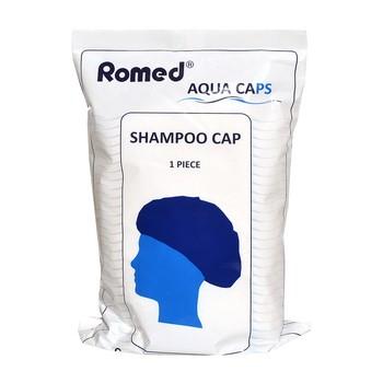 Romed, czepek z szamponem do mycia głowy, 1 szt