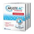 Zestaw 3x Multilac, synbiotyk, kapsułki, 10 szt.