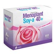 Menoplant soy-a 40 Plus, kapsułki, 60 szt.