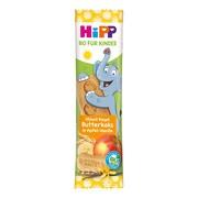 HiPP BIO Musli Przyjaciel, baton jabłka, wanilia z maślanymi ciasteczkami, po 1. roku życia, 20 g