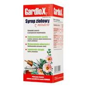 Gardlox 7, syrop ziołowy z miodem, 120 ml