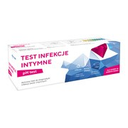 Test Infekcje intymne, panelowy, 1szt.