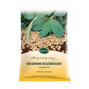 Nasienie kozieradki, zioła do zaparzania, 100 g